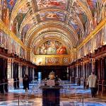 Biblioteca Monasterio del Escorial - Madrid