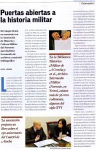 Revista Fonte Limpa nº 25 Junio 2015 - Firma Convenio AHCMN con Colegio de Abogados