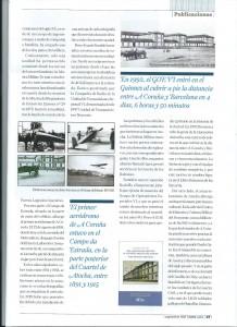 Revista Fonte Limpa nº 28 Septiembre 2015 (Revista del Colegio de Abogados de A Coruña). Ricardo Pardo gato desvela la Historia del Cuartel de Atocha (Pag.2)